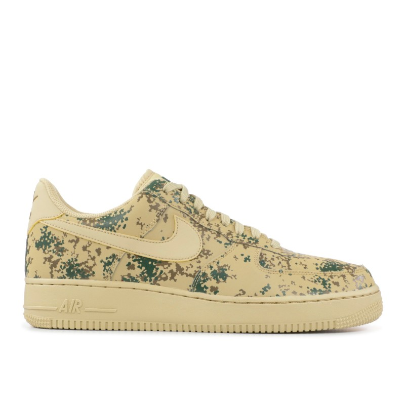 "Air Force 1 ""Oro Reflective Camo"" - Nike - 823511 700"