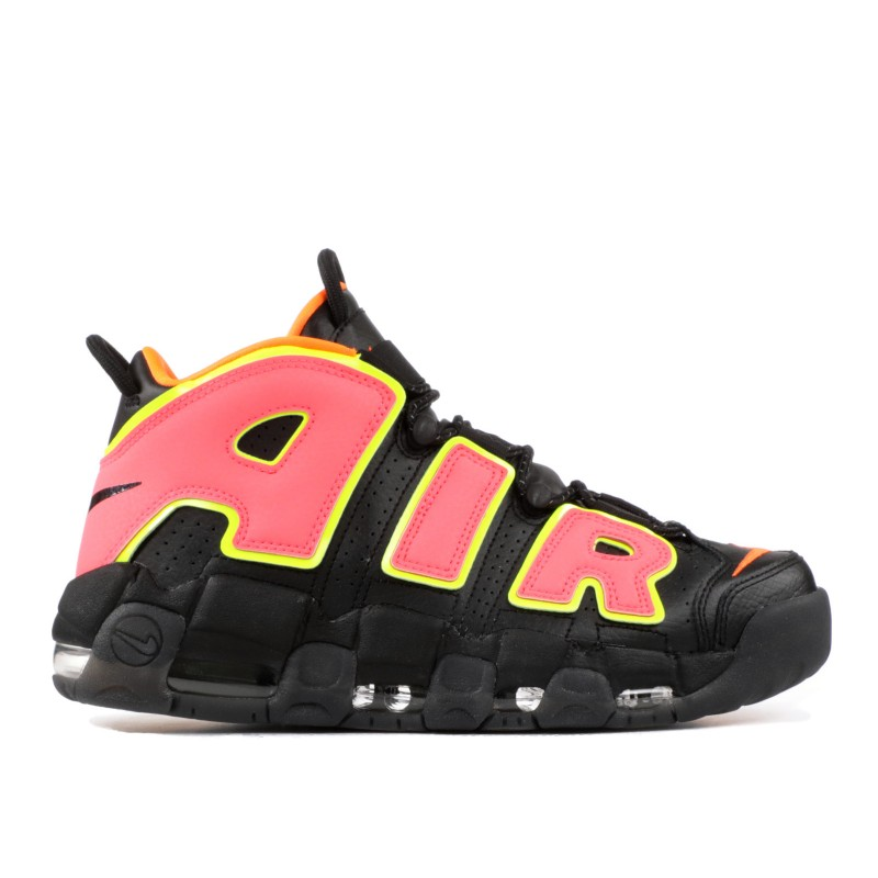 Nike Mujer Air More Uptempo Hot Punch 917593-002