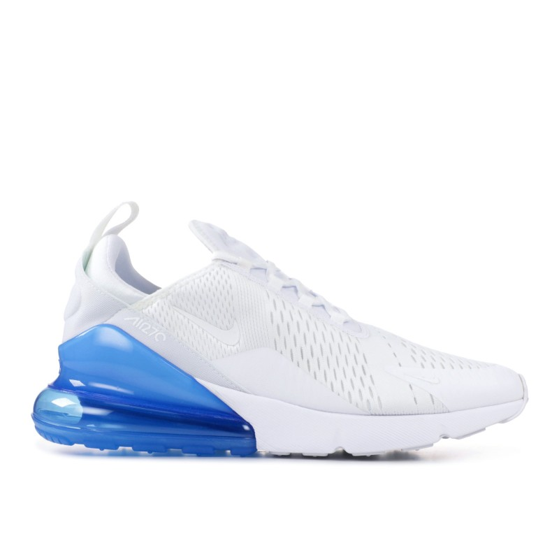 "Air Max 270 ""Blancas Photo Azules""- Nike - AH8050 105"