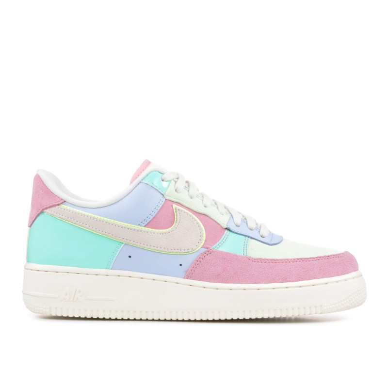 "Air Force 1 Low ""Spring Patchwork""2018 - Nike - AH8462 400"