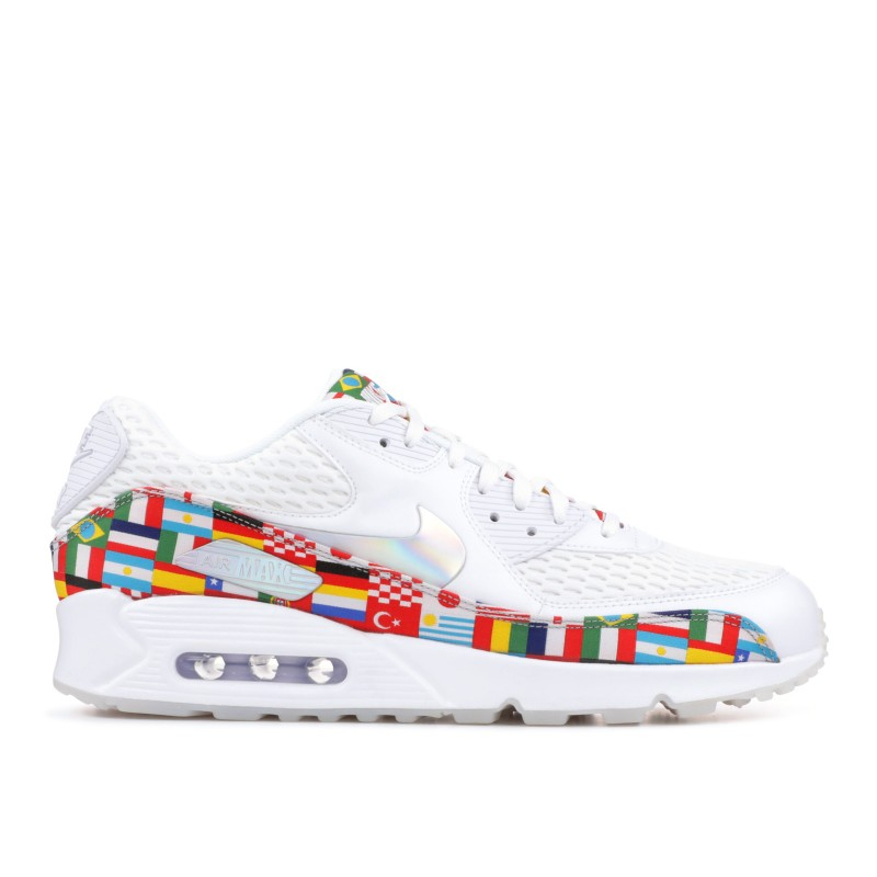 "Air Max 90 ""International Flag""- Nike - AO5119 100"