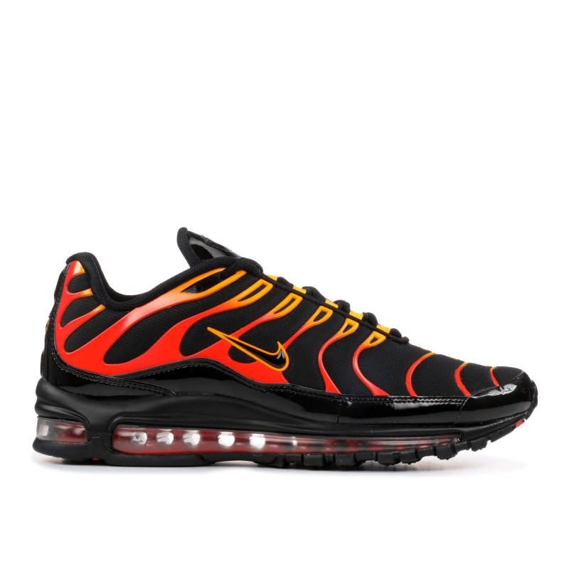 Nike Air Max 97 Plus Shock Naranjas AH8144-002