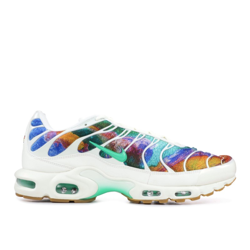"Air Max Plus Print ""Alternate Galaxy""- Nike - AR1949 100"