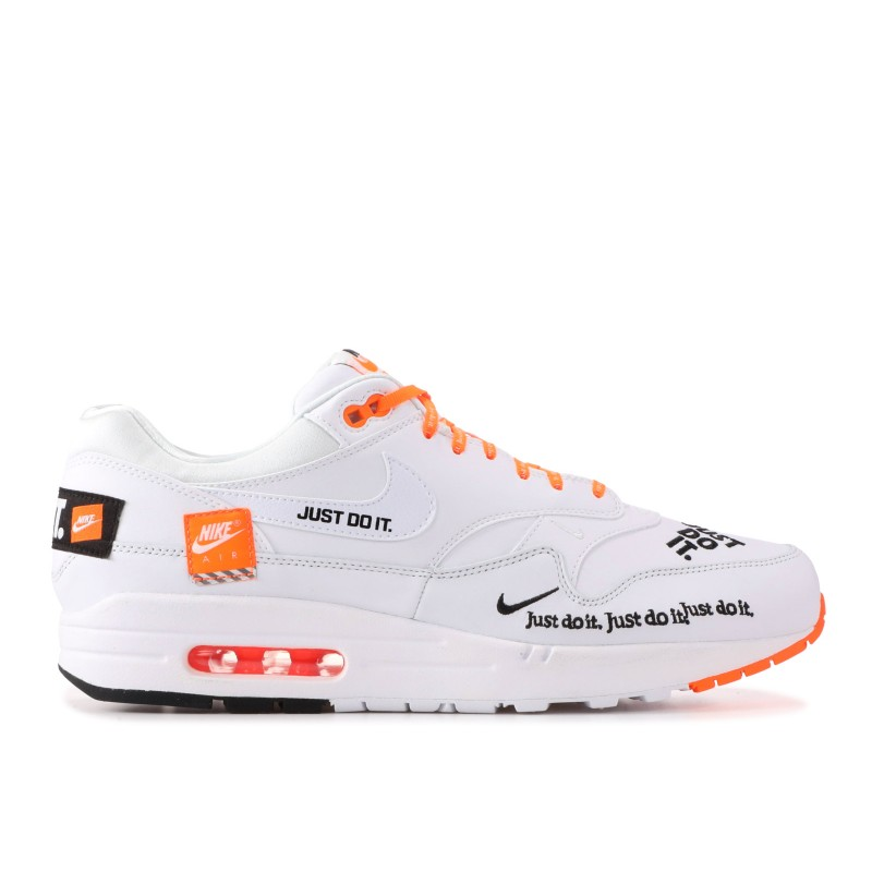 Air Max 1 Just Do It Pack Blancas - AO1021-100