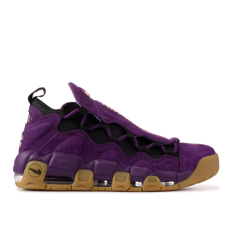 Nike Air More Money Night Moradas Leopard AR5401-500