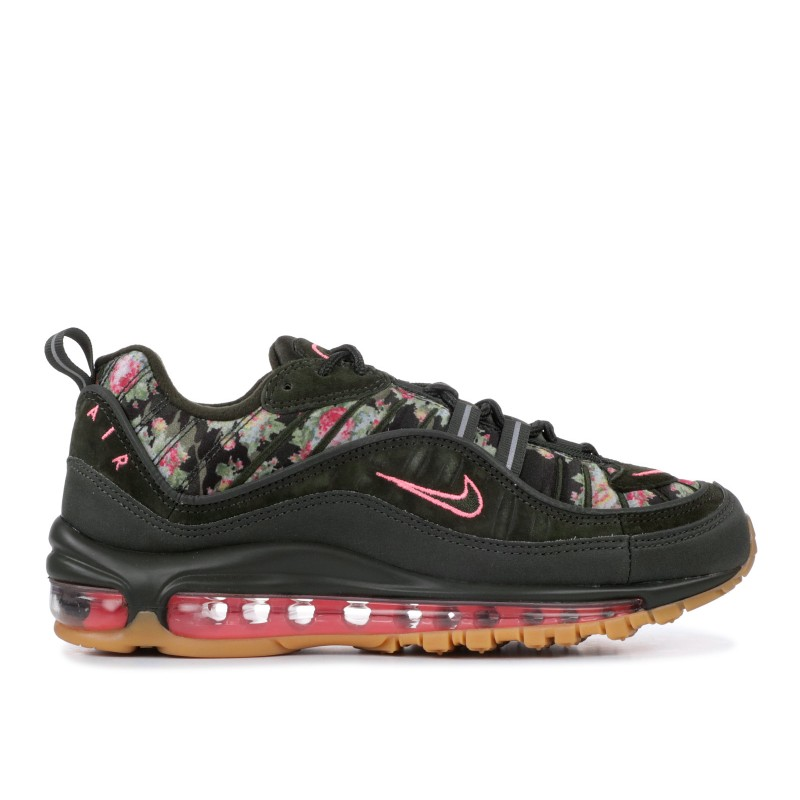 Air Max 98 Floral Sequoia Mujer - AQ6468-300