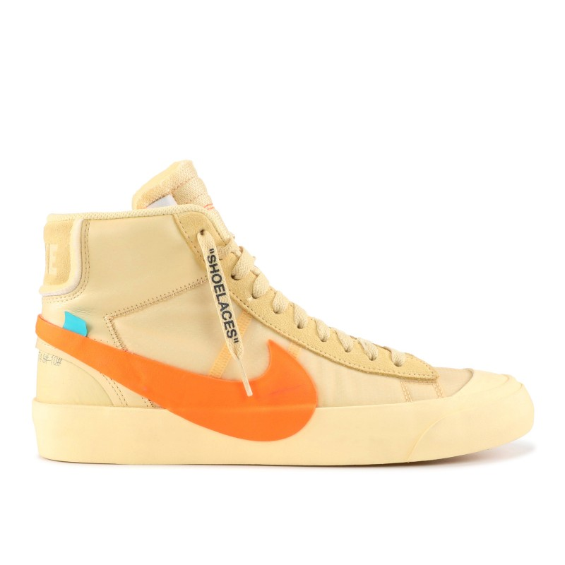 "Nike Blazer Mid Off-White All Hallow""s Eve - AA3832-700"