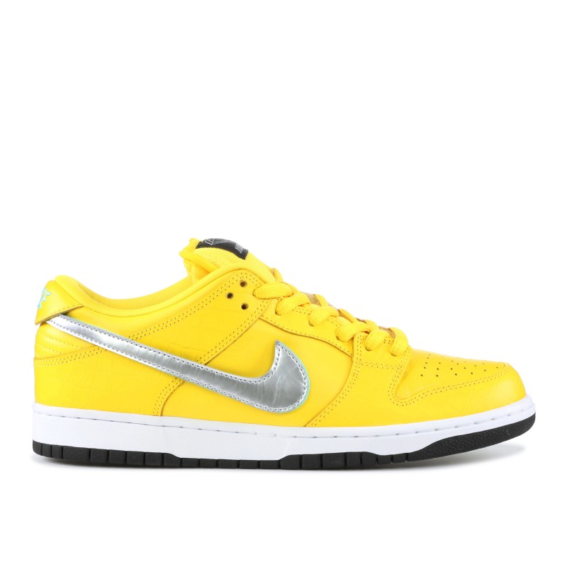 "Nike Dunk Low Pro OG QS ""Canary Amarillas"" - BV1310 700"