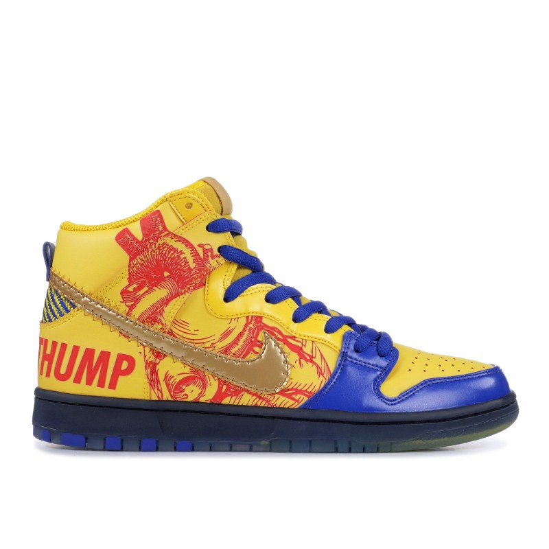 "Dunk High SB Retro ""Doernbecher""2019 - Nike - 579603 740 19"