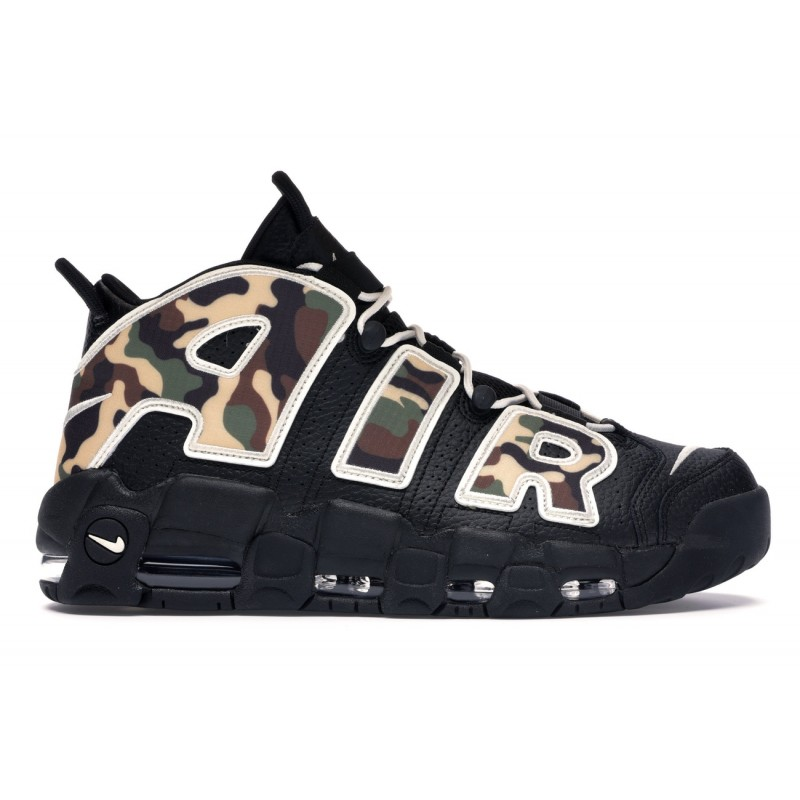 Air More Uptempo 96 Camo - CJ6122-001