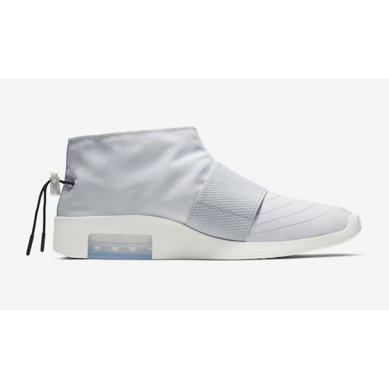 Air Fear Of God Moccasin Pure Platinum - AT8086-001