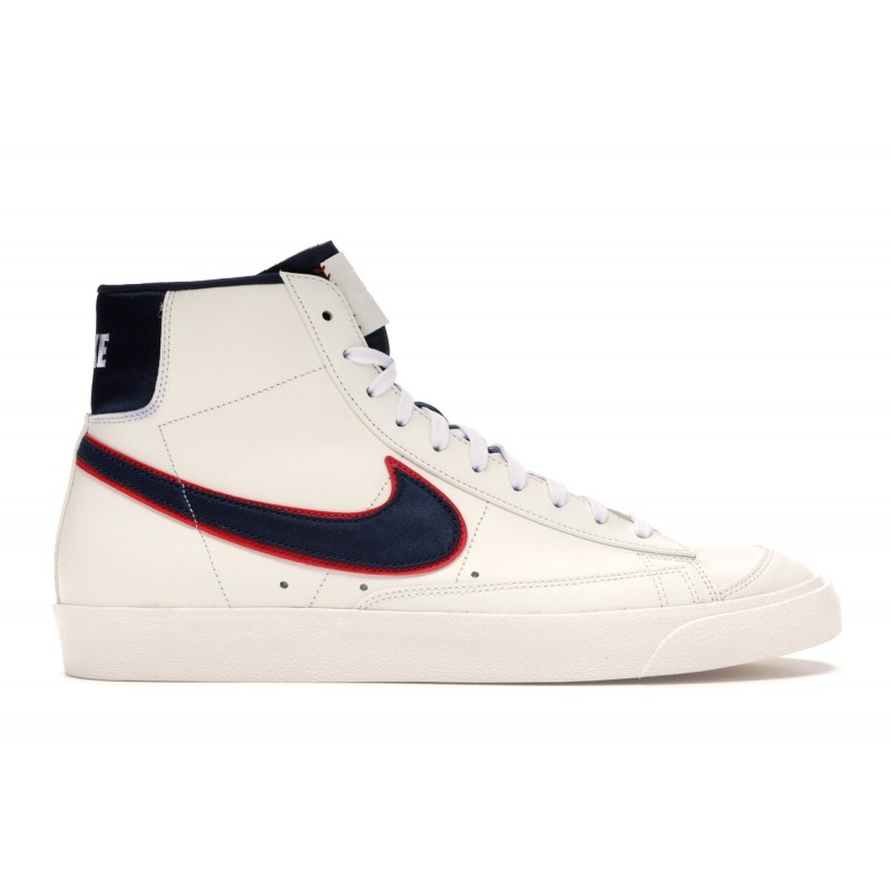 Nike Blazer Mid 77 City Pride Chicago - CD9318-100