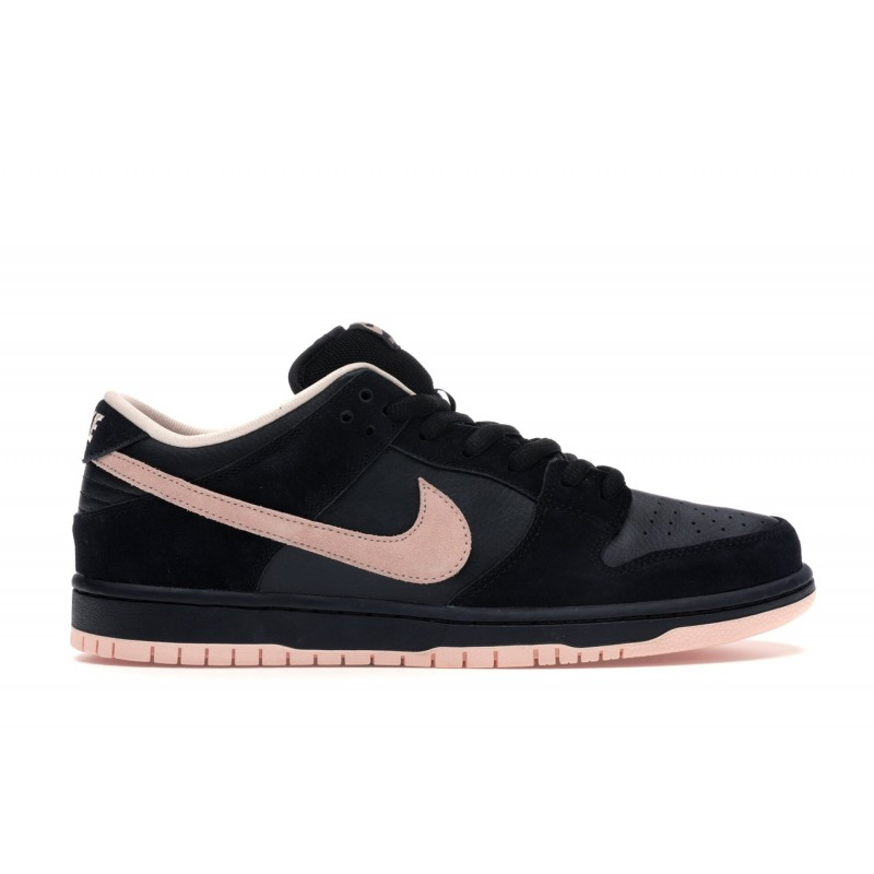 Nike SB Dunk Low Negras Washed Coral - BQ6817-003