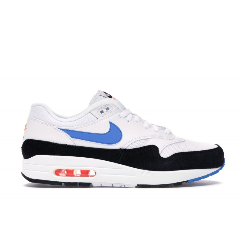 Air Max 1 Blancas Photo Azules Negras - AH8145-112