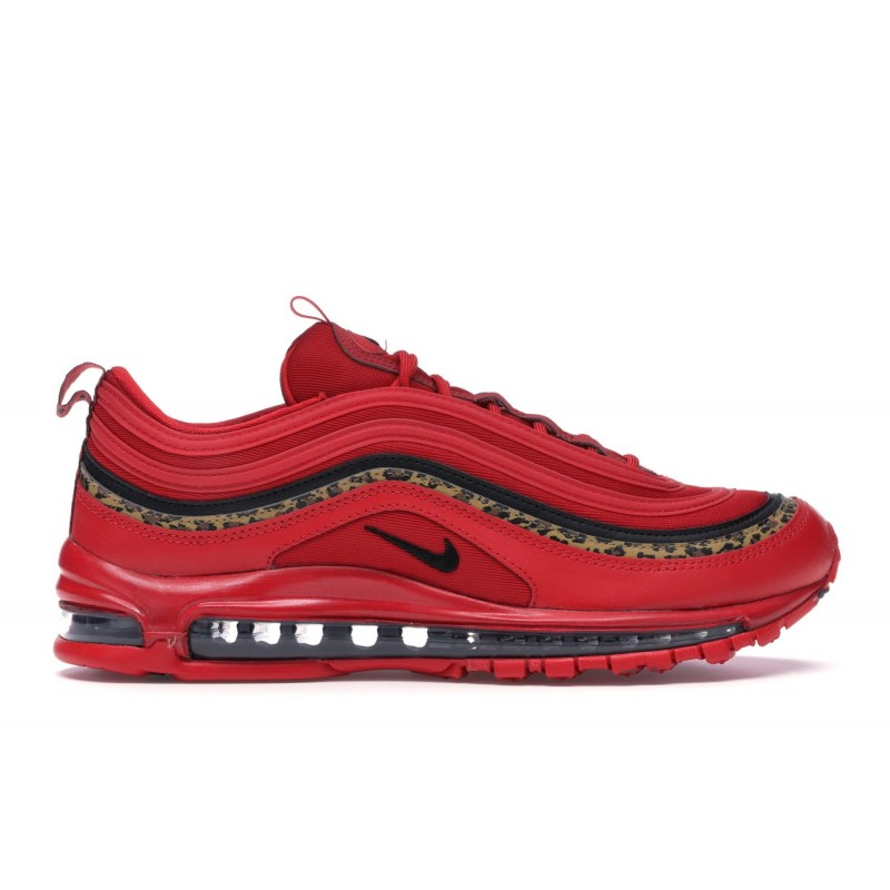 Air Max 97 Leopard Pack Rojas Mujer - BV6113-600