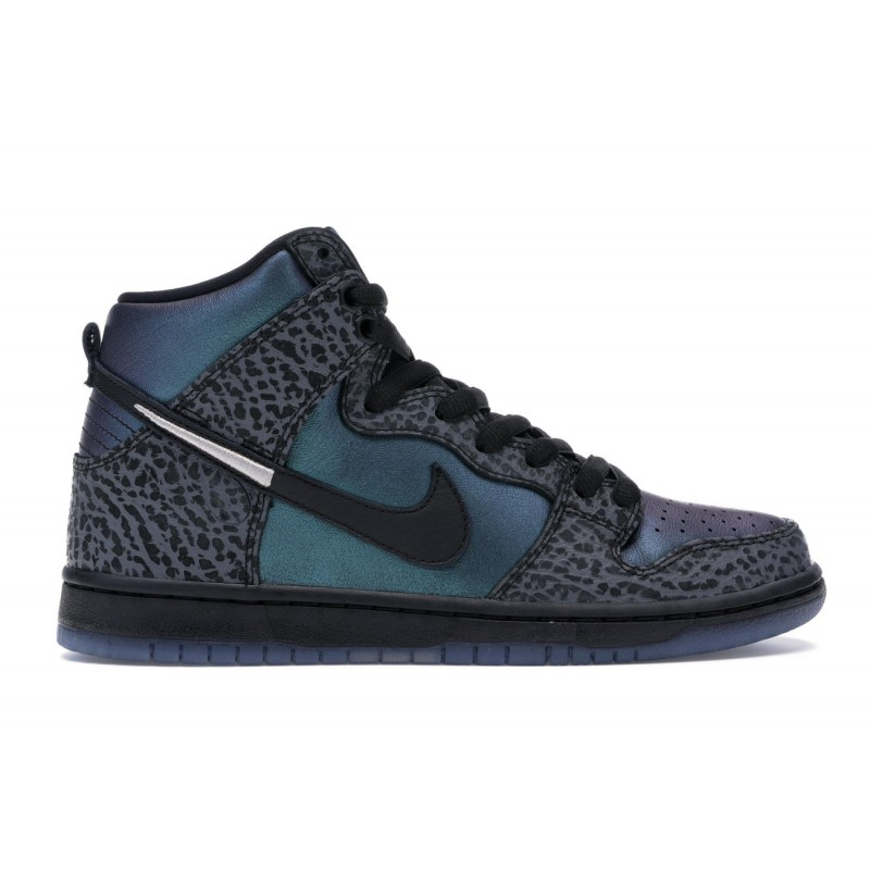 Nike SB Dunk High Negras Sheep Hornet - BQ6827-001
