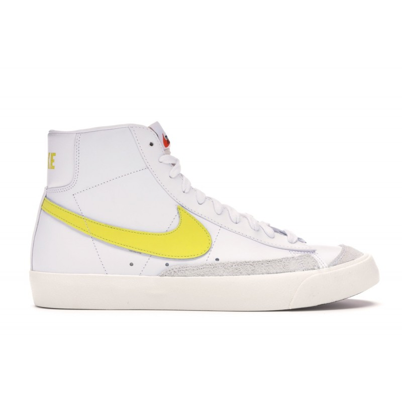 Nike Blazer Mid 77 Vintage Optic Amarillas - BQ6806-101