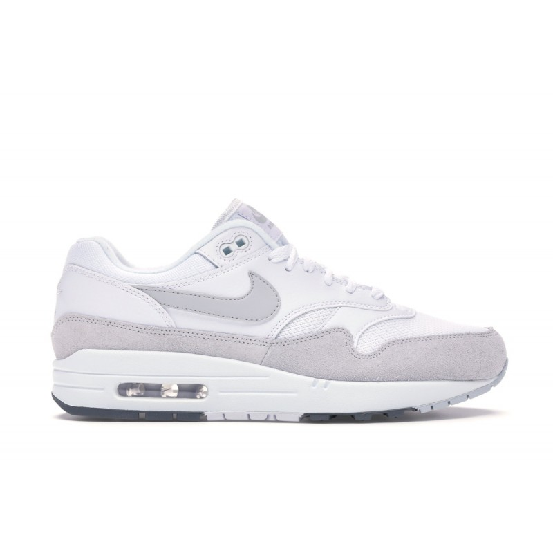 Air Max 1 Blancas Pure Platinum - AH8145-110