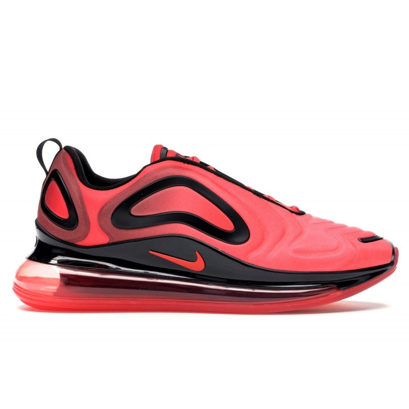 Air Max 720 University Rojas Negras - AO2924-600