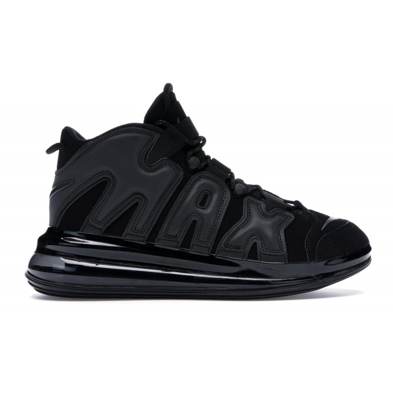 Air More Uptempo 720 Negras - BQ7668-001
