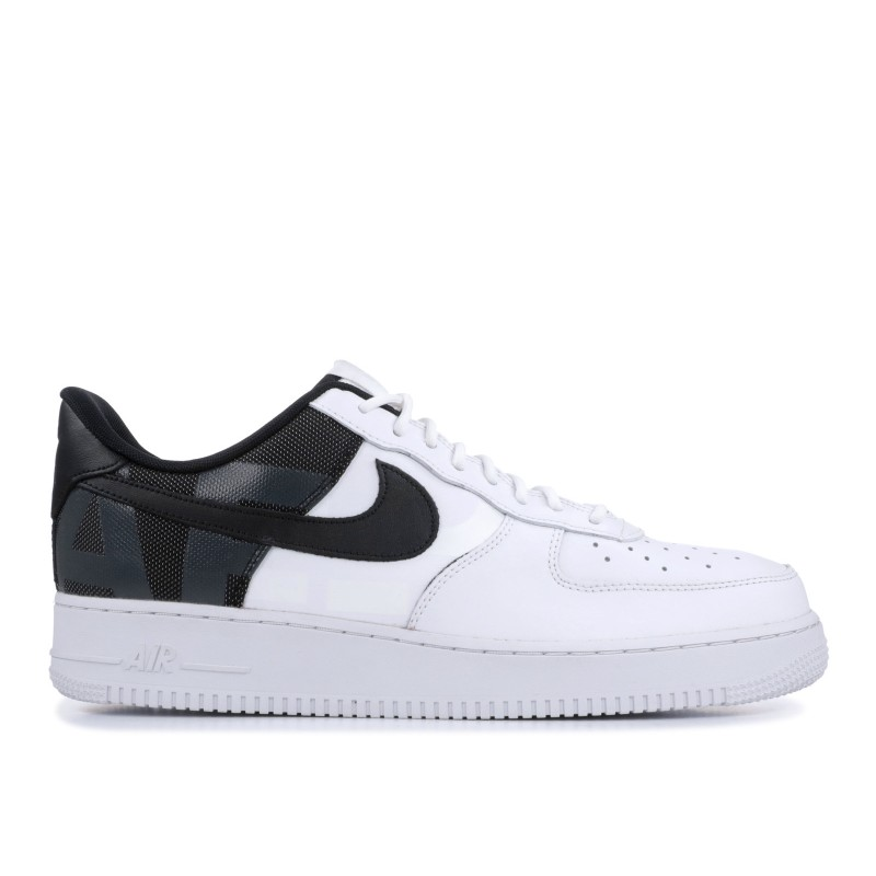 AIR FORCE 1 07 LV8 Blancas, Negras Blancas - av8363-100