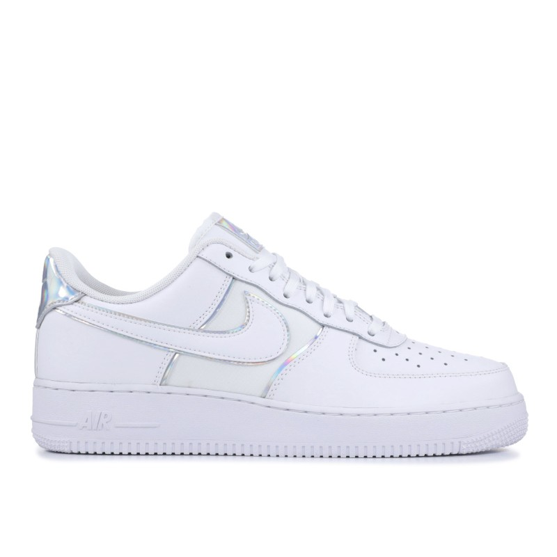 AIR FORCE 1 '07 LV8 4 Blancas, Blancas-Blancas - at6147-100