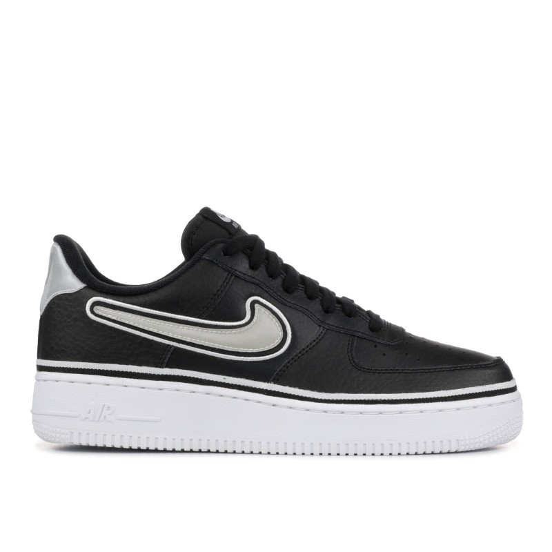 AIR FORCE 1 '07 LV8 SPORT Negras, Blancas - aj7748-001