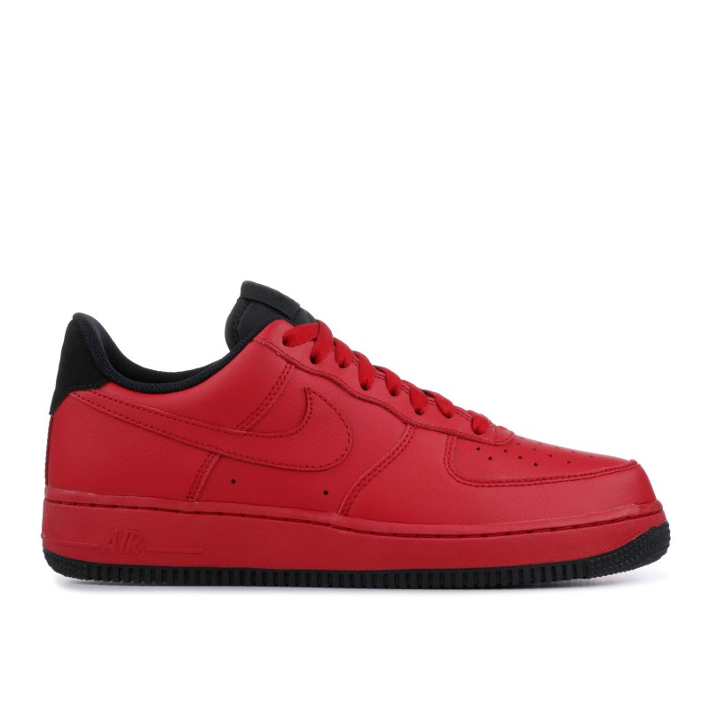 AIR FORCE 1 '07 gym Rojas, gym Rojas-Negras - 315122-613