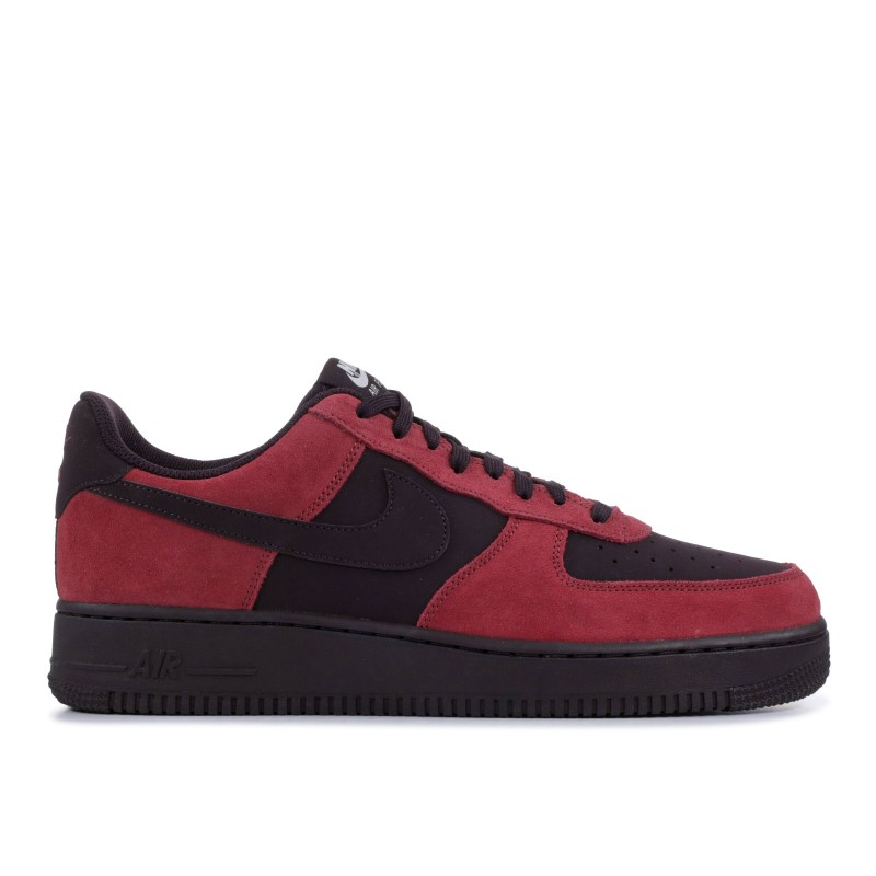 AIR FORCE 1 LOW 07 port Vino, Blancas, Negras - 820266-605