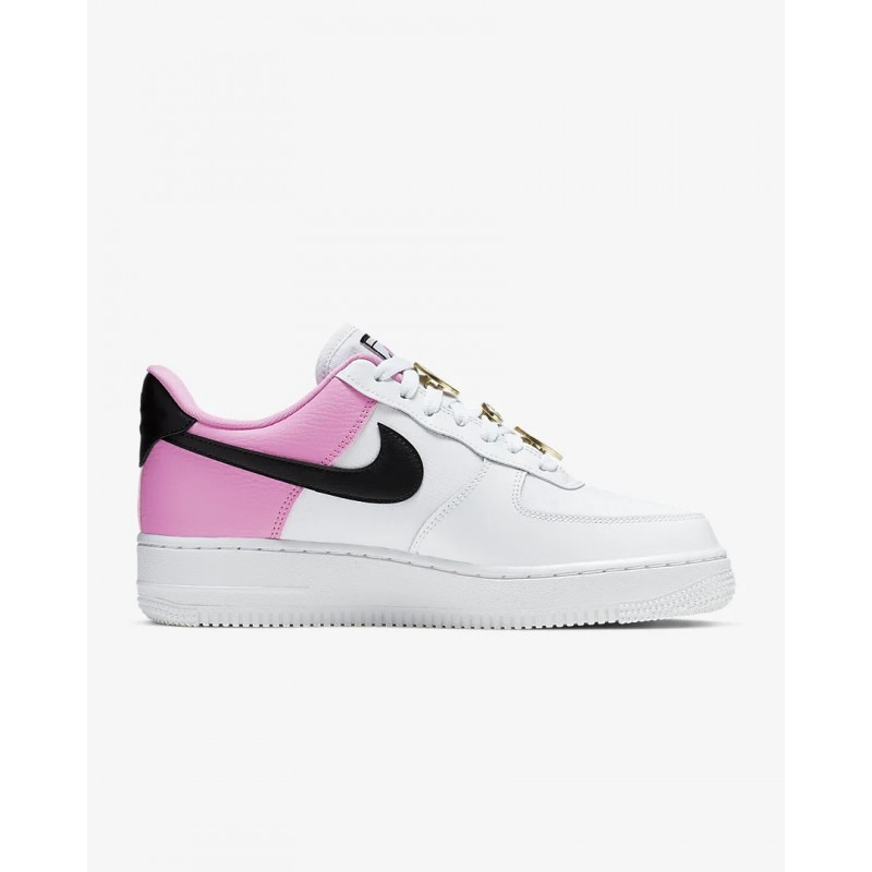 Air Force 1 '07 SE Blancas/China Rose/Negras - AA0287-107