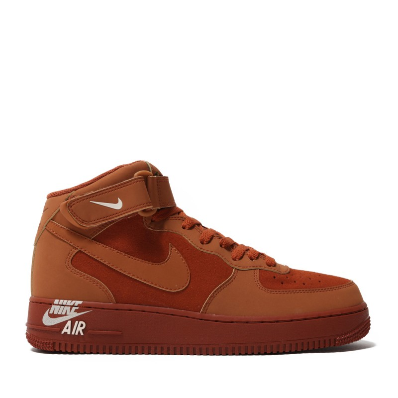 Nike Air Force 1 Mid Naranjas 315123-207