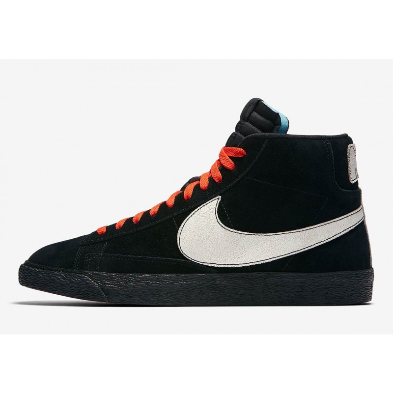Nike Blazer Mid NYC vs. LA Negras AT9987-001