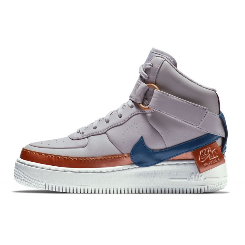 Air Force 1 High Jester XX Violet Ash Mujer - AR0625-500