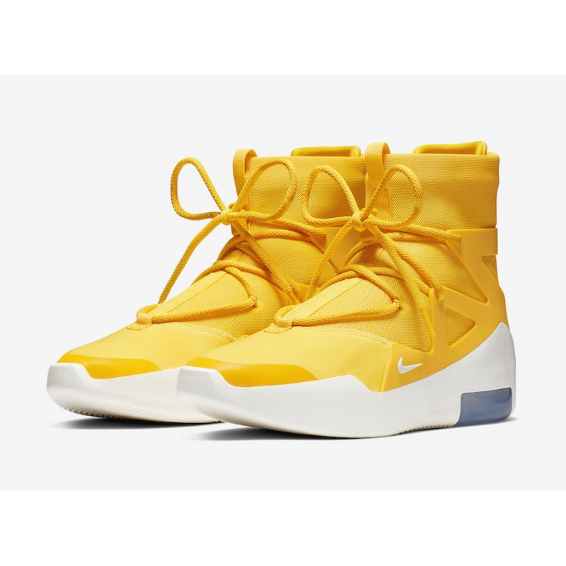 Nike Air Fear of God 1 Amarillas AR4237-700