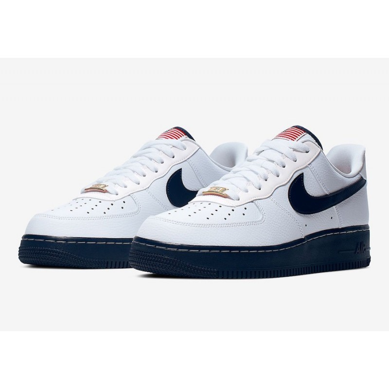 Nike Air Force 1 Low USA Flag CK5718-100