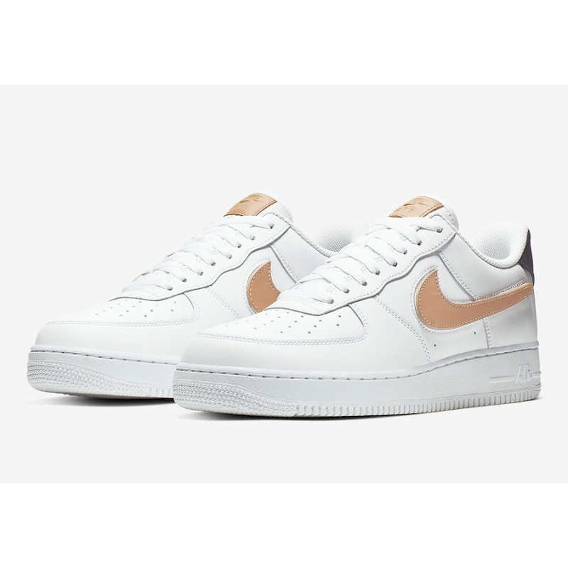 Nike Air Force 1 Low Blancas Vachetta Tan CT2253-100