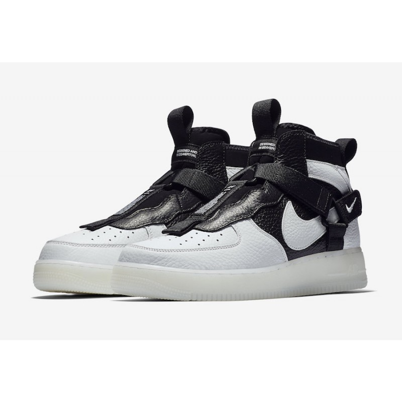 Nike Air Force 1 Utility Mid Orca AQ9758-100