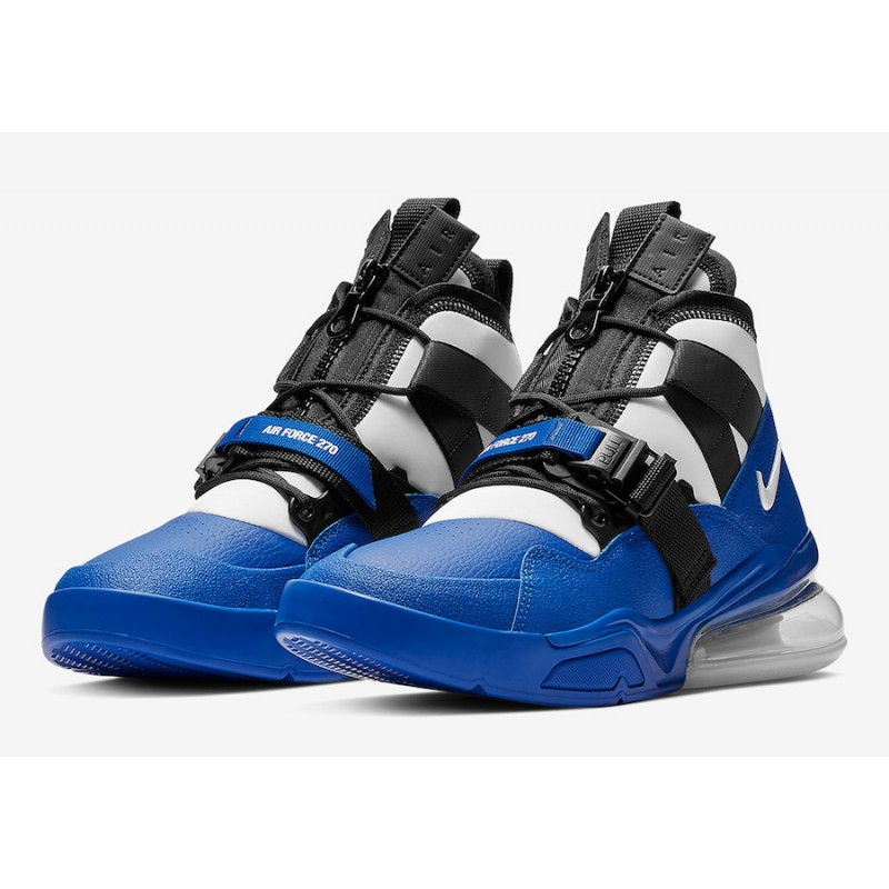 Nike Air Force 270 Utility Racer Azules AQ0572-400