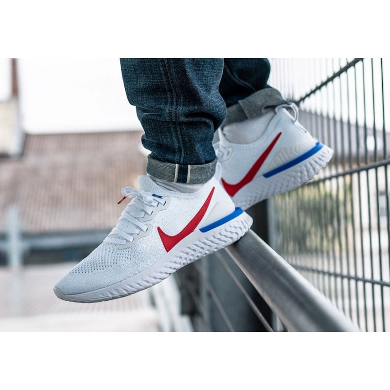 Nike Epic React Flyknit 2 Cortez CJ8295-100
