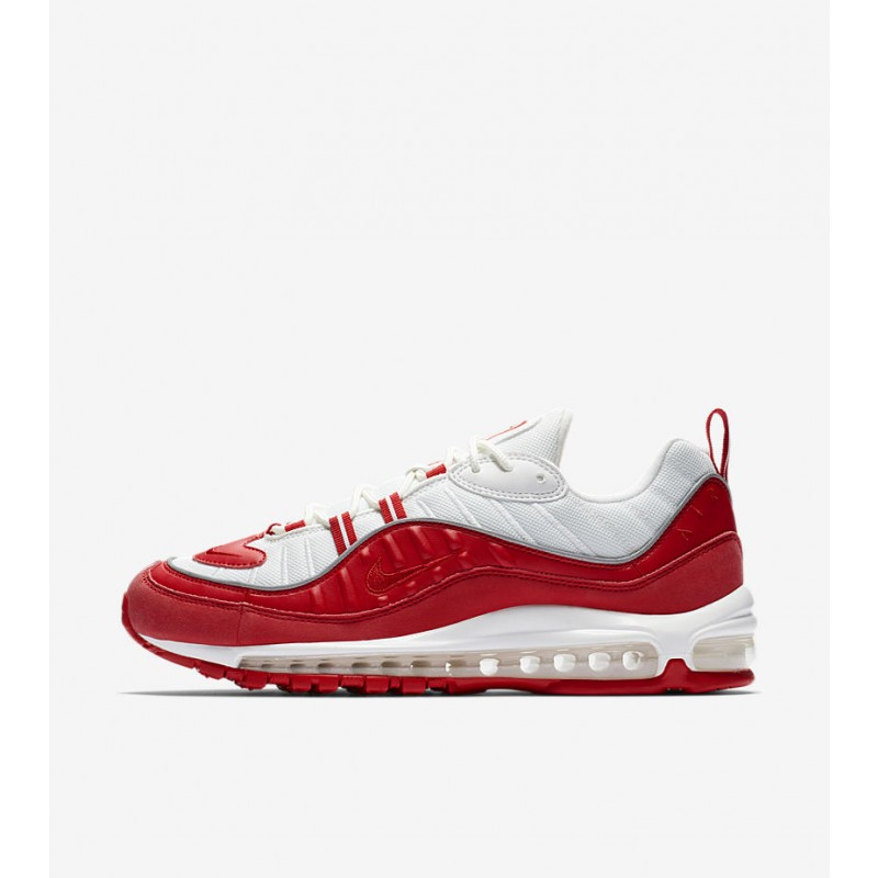 Nike Air Max 98 University Rojas 640744-602