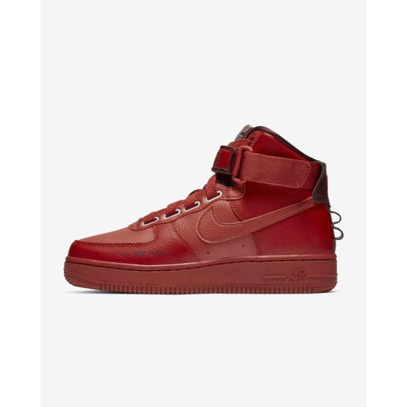 Air Force 1 High Utility Dune Rojas Mujer - AJ7311-600