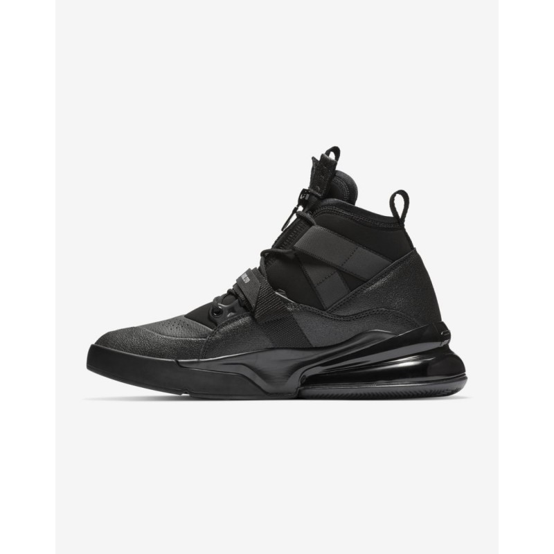 Air Force 270 Utility Negras Metallic Plata - AQ0572-002