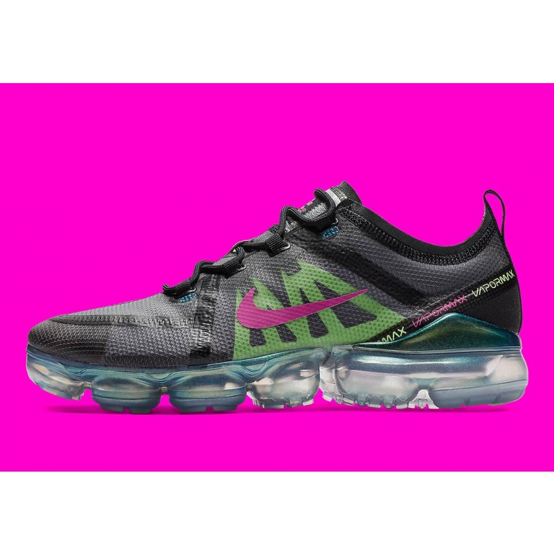 Nike Air VaporMax 2019 PRM Active Fuchsia Lime AT6810-001