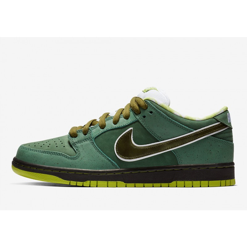 Nike SB Dunk Low Concepts Verdes Lobster - BV1310-337