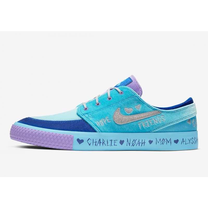 Desiree Castillo x Nike SB Zoom Janoski DB CV2365-400