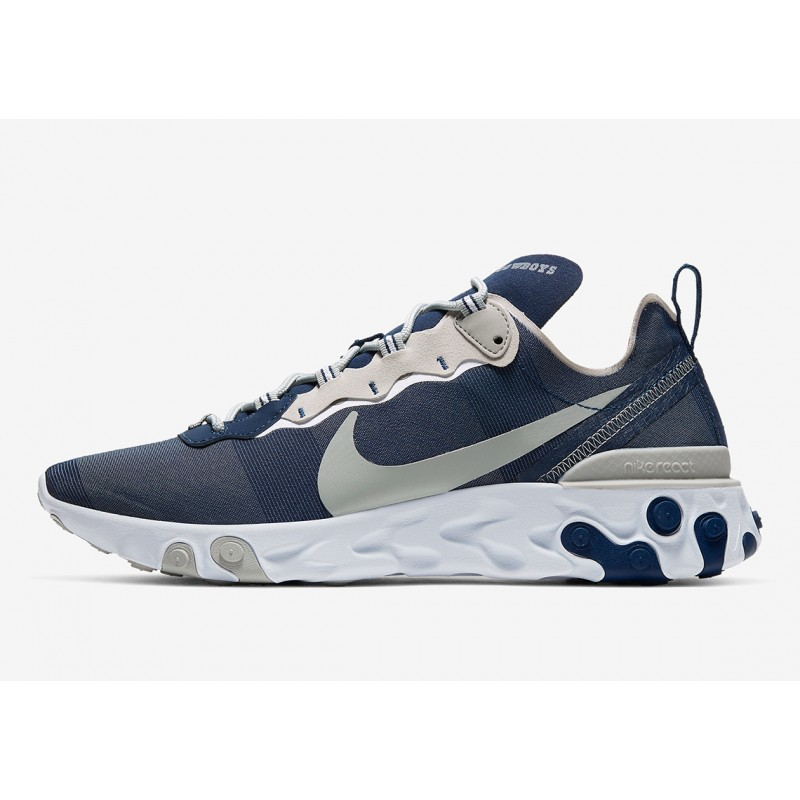 "NFL x Nike React Element 55 ""Dallas Cowboys"" CK4801-400"