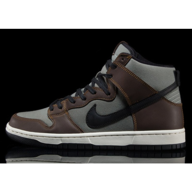 "Nike SB Dunk High ""Baroque Marrones"" BQ6826-201"