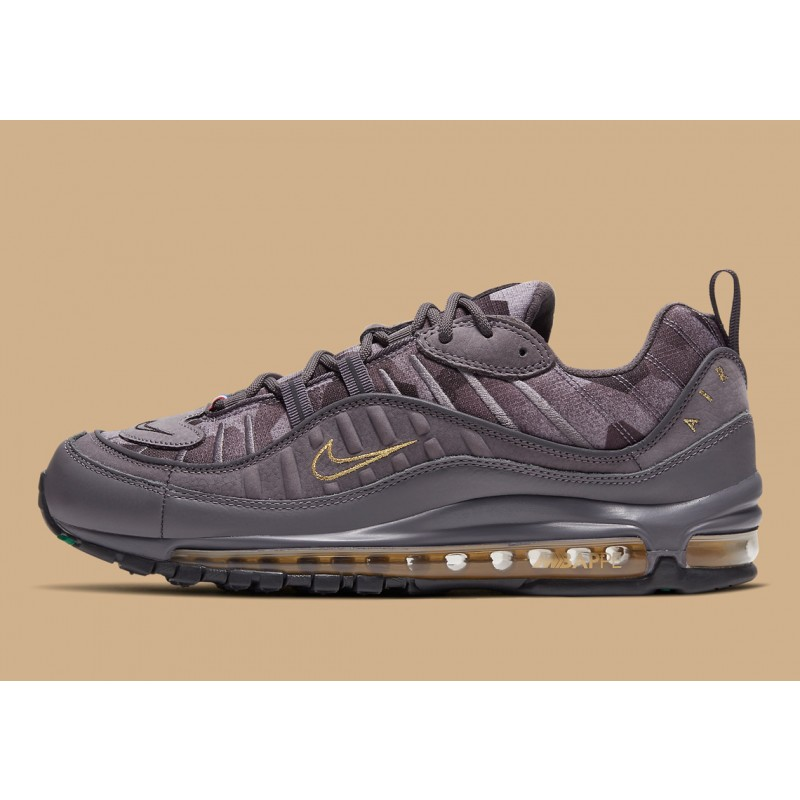 Kylian Mbappe Nike Air Max 98 CT1531-001
